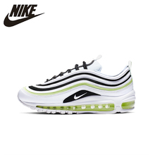 Nike Air Max 97 OG Official Authentic Women Running Shoes Comfortable Cushion Breathable Outdoor Sneakers #921733