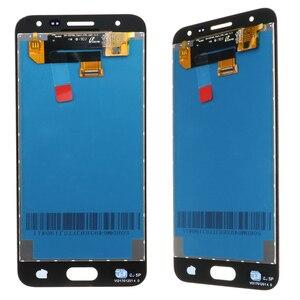 Image 4 - 100% מקורי 5.0 LCD עבור סמסונג גלקסי J5 ראש תצוגת G570F G570 SM G570F LCD מסך מגע עם שירות חבילה