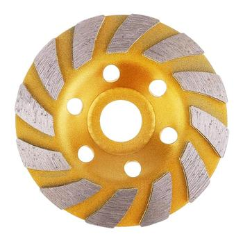 4inch Heavy Duty Concrete Turbo Grinding Cup Wheel Disc Tool for Angle Grinder Disc Sanding Rotary Tool for Angle Grinder tool tool lateralus 2 lp picture disc