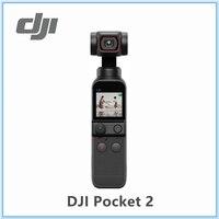 DJI Osmo Tasche 2 Handheld Gimbals Stabilisiert Kamera Tasche-Größe 3-Achse 64MP 4K HD HDR Video hybrid AF 2,0 8x Zoom Kamera