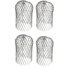 Cap Drain Garden PIPE-FILTER FREELY-RETRACTABLE-FILTER Eaves Hot 4PCS