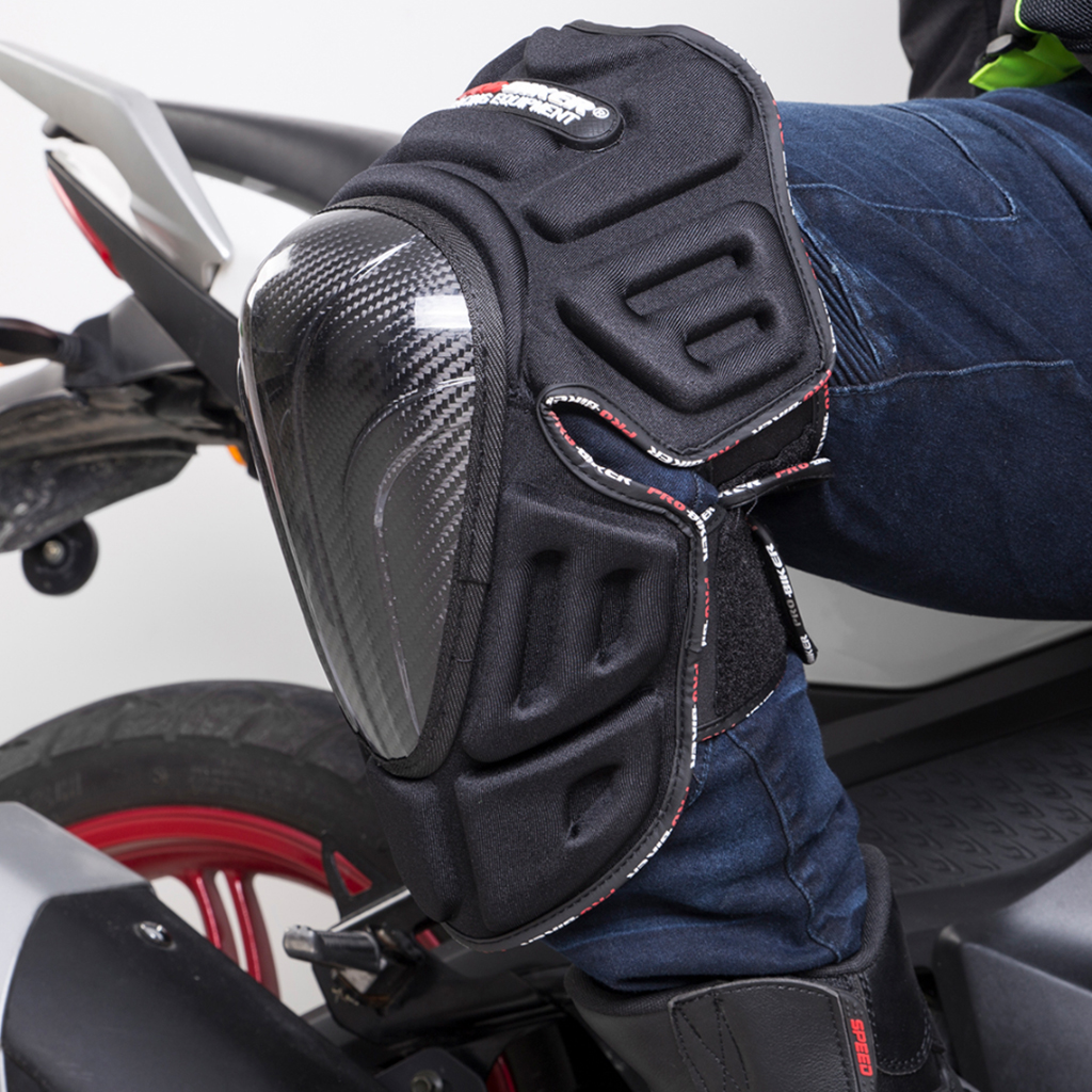 Knee Protective Knee Shin Guards For Motorcycle Bike Motorcoss Racing|Motorcycle Protective Kneepad|   - title=