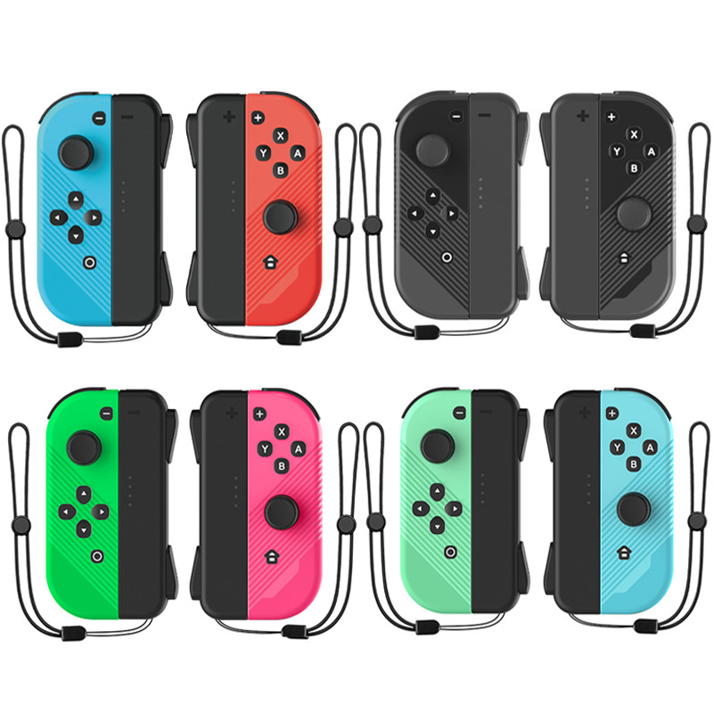 Hot NEW Game Switch Wireless Controller Left amp Right Bluetooth Gamepad For Nintend Switch NS Joy Game Con Handle Grip For Switch