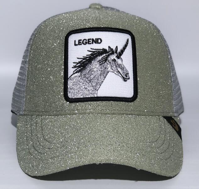 new Summer trucker cap mesh snapback hip hop hats for men embroidery baseball caps LEGEND