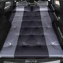 Nature travel portable foldable automatic inflatable cushion car mattress outdoor air picnic camping mat suitable for tent