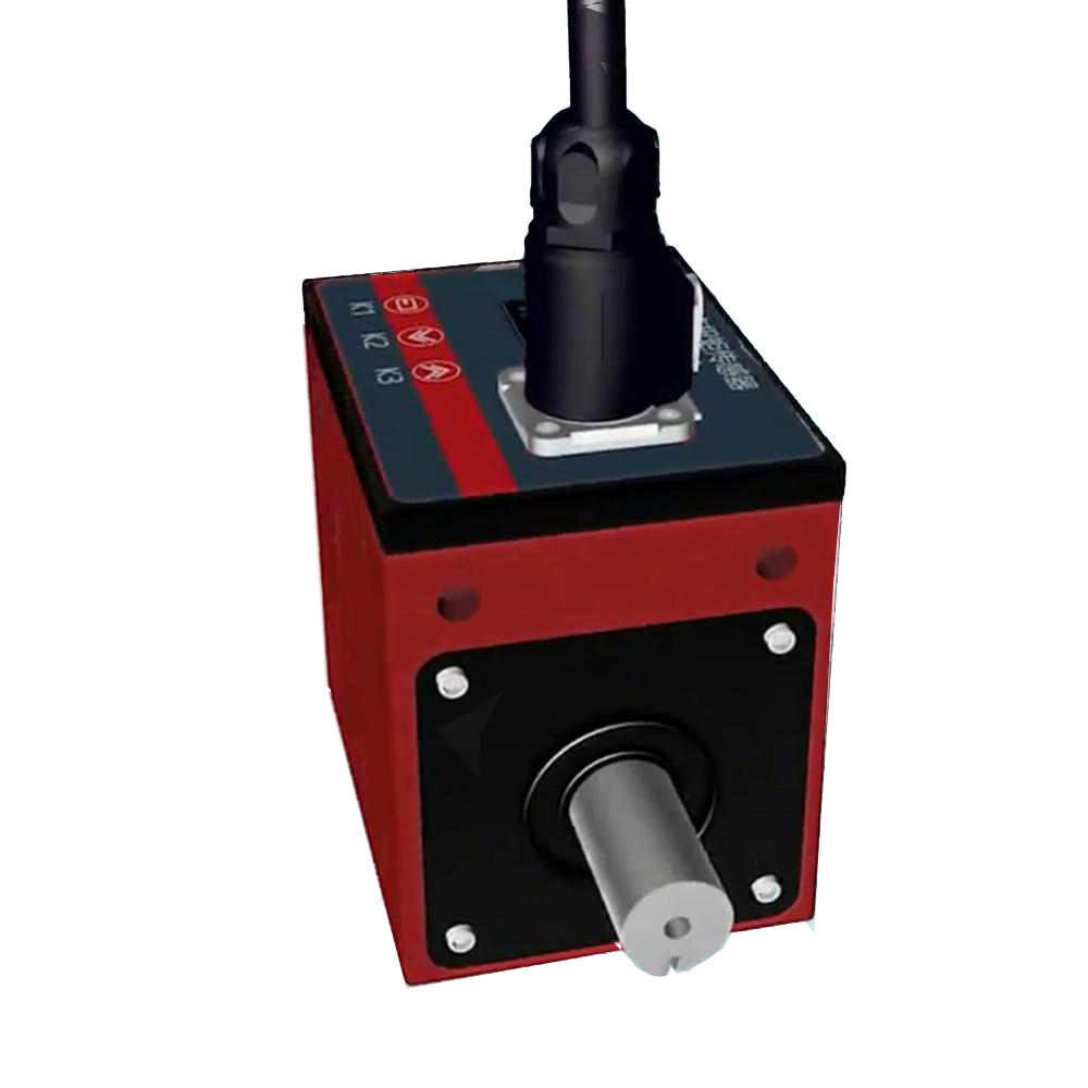 0.1N. M-100N.M à moins de 5000 tr/min capteur de couple dynamique capteur rotatif. Capteur de vitesse moteur 0-5 V/0-10 V/4-20mA/mV sortie