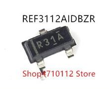 Free shipping NEW 10PCS/LOT REF3112AIDBZR REF3112 R31A REF3120AIDBZR REF3120 R31B REF3125AIDBZR RET3125 R31C  SOT23