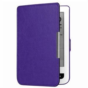Защитный чехол для Pocketbook 623 622 планшет Pocketbook электронная книга водонепроницаемый чехол нескользящий Противопылевой оболочки кожи