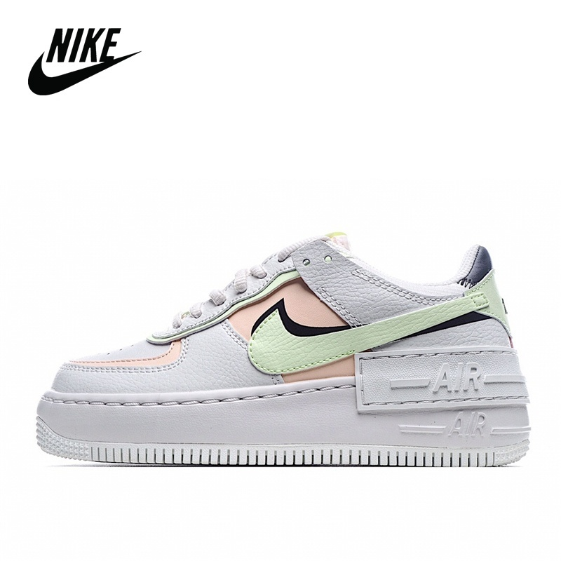 Nike-Air Force 1 Shadow Skateboarding Shoes Men Air Force One ...