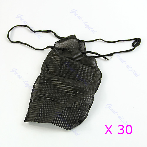 10 PCS Saloon Spa Travel Disposable Panties Underwear T-back G-string Hot-sell F42F