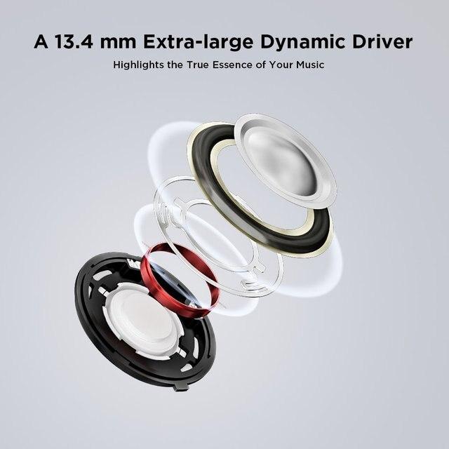 1MORE ComfoBuds Pro ES901 Беспроводные наушники Bluetooth 5.0  5