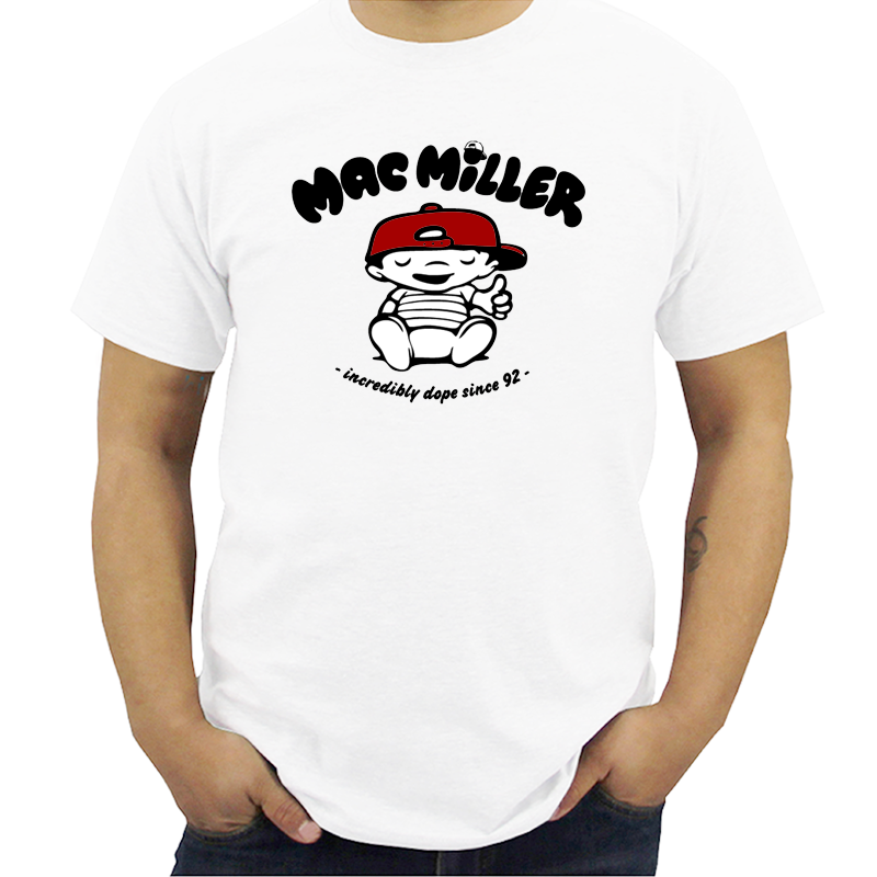 Arctic Monkeys Sound Wave T Shirt Tee Top Rock Band Concert - Album High MAC MILLER TShirt Tee Shirt Size Streetwear S-5XL