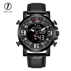 Odkryty męski zegarek sportowy kat-wach 2019 nowy cyfrowy zegarek elektroniczny wodoodporny Luminous osobowości zegarki Relogio Masculino