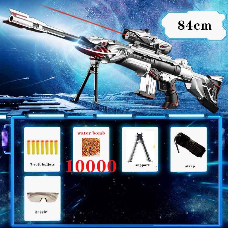 Outdoor Fun Sports Toy Airsoft Bb Gun Airsoft Air Soft Pistol Guns   Weapon Guns Sniper Plastic Infrared Water Bullet Gun