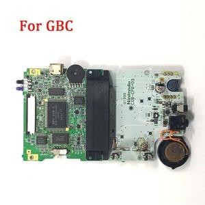 Image 1 - Reemplazo para placa base GBC placa base de circuito PCB Original para consola Nintendo GBC, accesorios para placa base de pantalla de retroiluminación