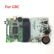 Replacement for GBC Motherboard Original PCB Circuit Module Board For Nintend GBC Console Backlight Screen Mainboard Accessories