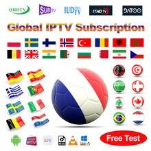 オランダ/ベルギー/ギリシャ/英国コード IPTV サブスクリプション IPTV