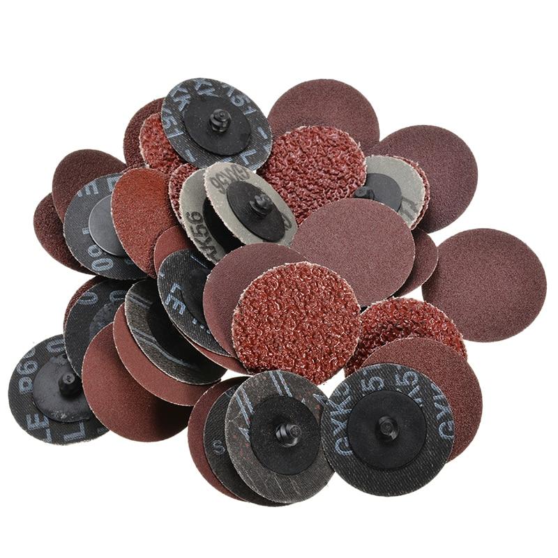 40pcs Abrasive Tools Sanding Discs 2