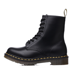 Unisex ankle Boots men shoes woman BIG SIZE leather boots motorcycle boot classic England style male work safty shoes