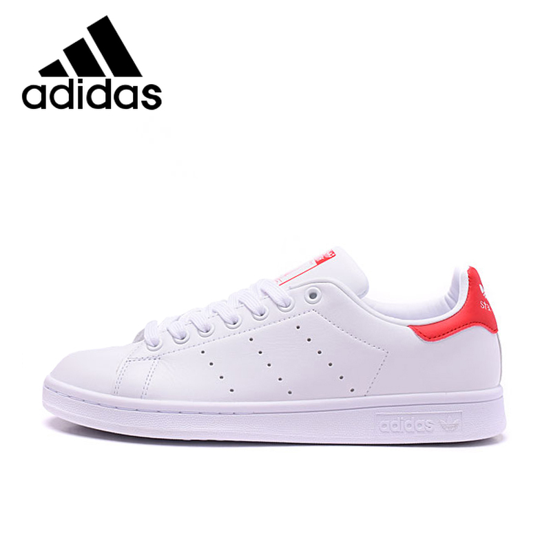 <font><b>Adidas</b></font> Stan Smith Skateboarding <font><b>Shoes</b></font> Men Women Authentic Sneakers Classic Outdoor Sports Athletic Designer Footwear S75104 image