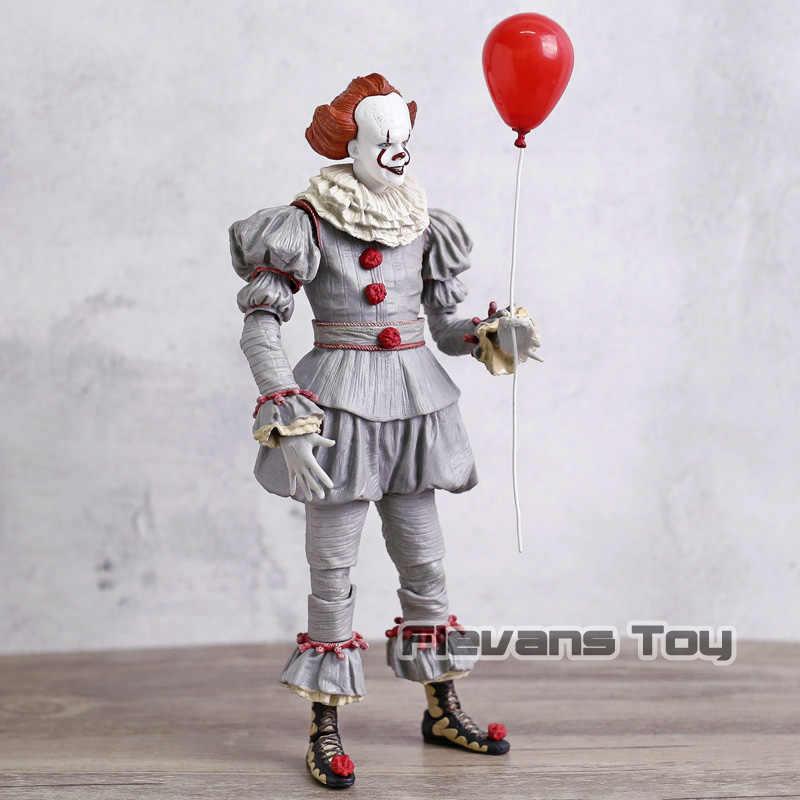 Stephen King's It Pennywise figurines de film d'horreur PVC NECA jouets figurine Action Collection modèle jouet