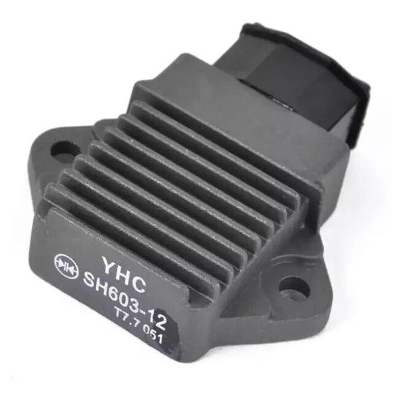 SH603 12 Motorfiets Gelijkrichter Regulator Voor Honda CBR600 F2 F3 1991 1999 CB400 Sf Vtec CB500 VFR750 CB250 CBR900  2009.0-in Voltage Regelaars van Auto´s & Motoren op title=