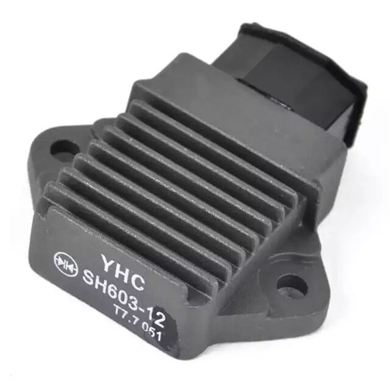 SH603-12 de tensión regulador rectificador para HONDA CBR600 F2 F3 1991-1999 CB400 SF VTEC CB500 VFR750 CB250 CBR900