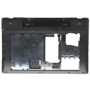 Image 4 - Nouvelle housse de protection pour Lenovo Z580 série dordinateur portable boîtier inférieur Z585 fond de Base/couvercle de repose pied