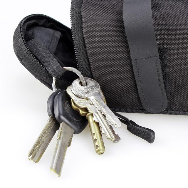 3 couleur Nylon sac de vélo vélo étanche stockage sac de selle siège vélo queue arrière pochette sac selle Bolsa Bicicleta accessoires
