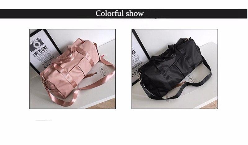 Waterproof Sports  Bag-Travel Trolley Bag