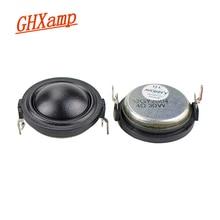 GHXAMP 1.5 Inch 30W Car Tweeter Silk Film Neodymium Magnetic  For Car 4OHM High Pitch 2pcs
