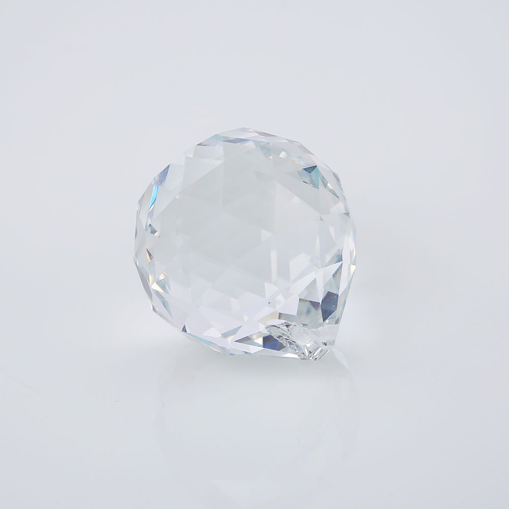 40mm Clear Crystal Ball Prism Suncatcher Lamp Lighting Light Pendant Decor Chandelier Decor Interior Design
