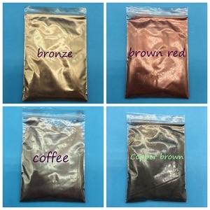 10g Soap Dye Nail Glitter Decoration Bright Mica Powder Pigment Pearlescent Powder Dust Pearl Powder