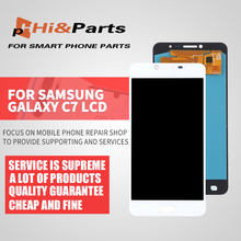 LCD Screen for Samsung Galaxy C7 C7000 LCD Display Touch Digitizer Assembly C7 SM-C7000 LCD Replacement Parts(China)