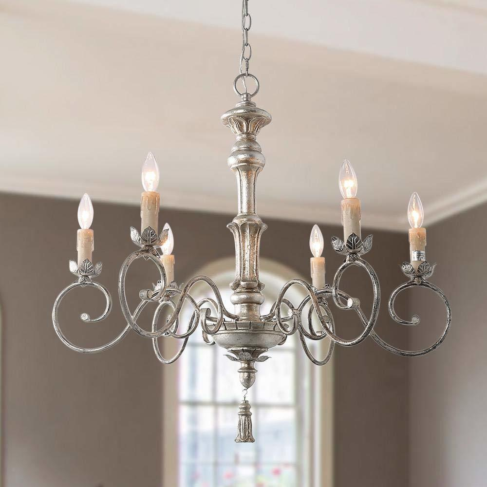 Rustic Chandeliers Handmade Distressed