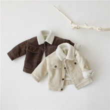 Autumn Winter Children's Clothing Jacket Boys Girls Warm Jacket