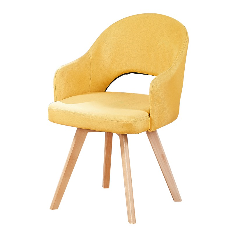 H1 Solid Wood Chair Back Home Adult Book Chair Modern Minimalist Nordic Fashion Dining Chair Comedores Modernos Muebles Cheap