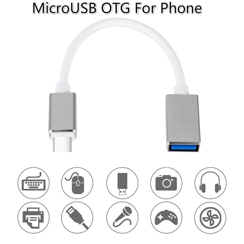 Type-C OTG Adapter Cable USB 3.3 Type C Male To USB 3.3 Female OTG Data Cord Adapter For MacBook Pro Samsung S9 USB-C OTG