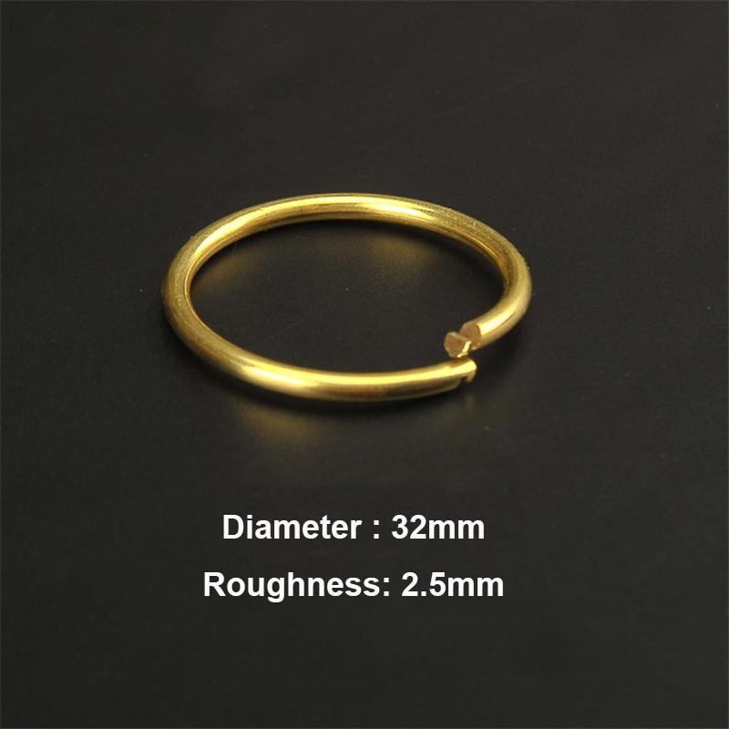 brass keyring (1)