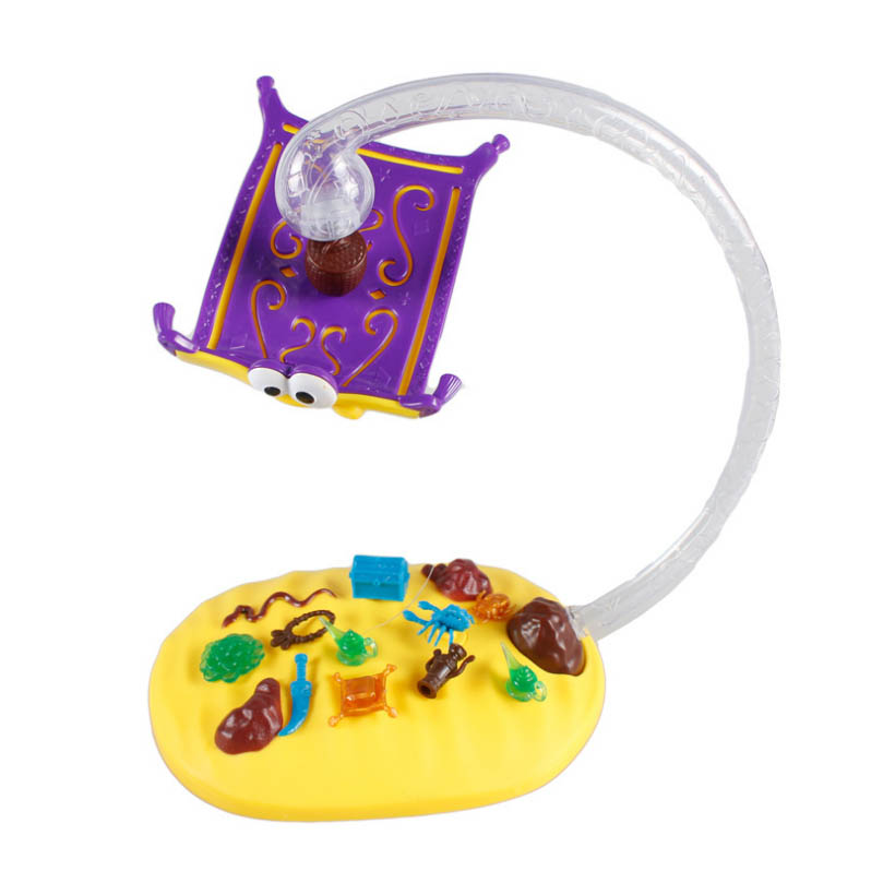 Magic Education Toys Aladdin Flying Carpet Game Novelty Balance Skill Decoration Desktop Playing Friends And Family Interaction