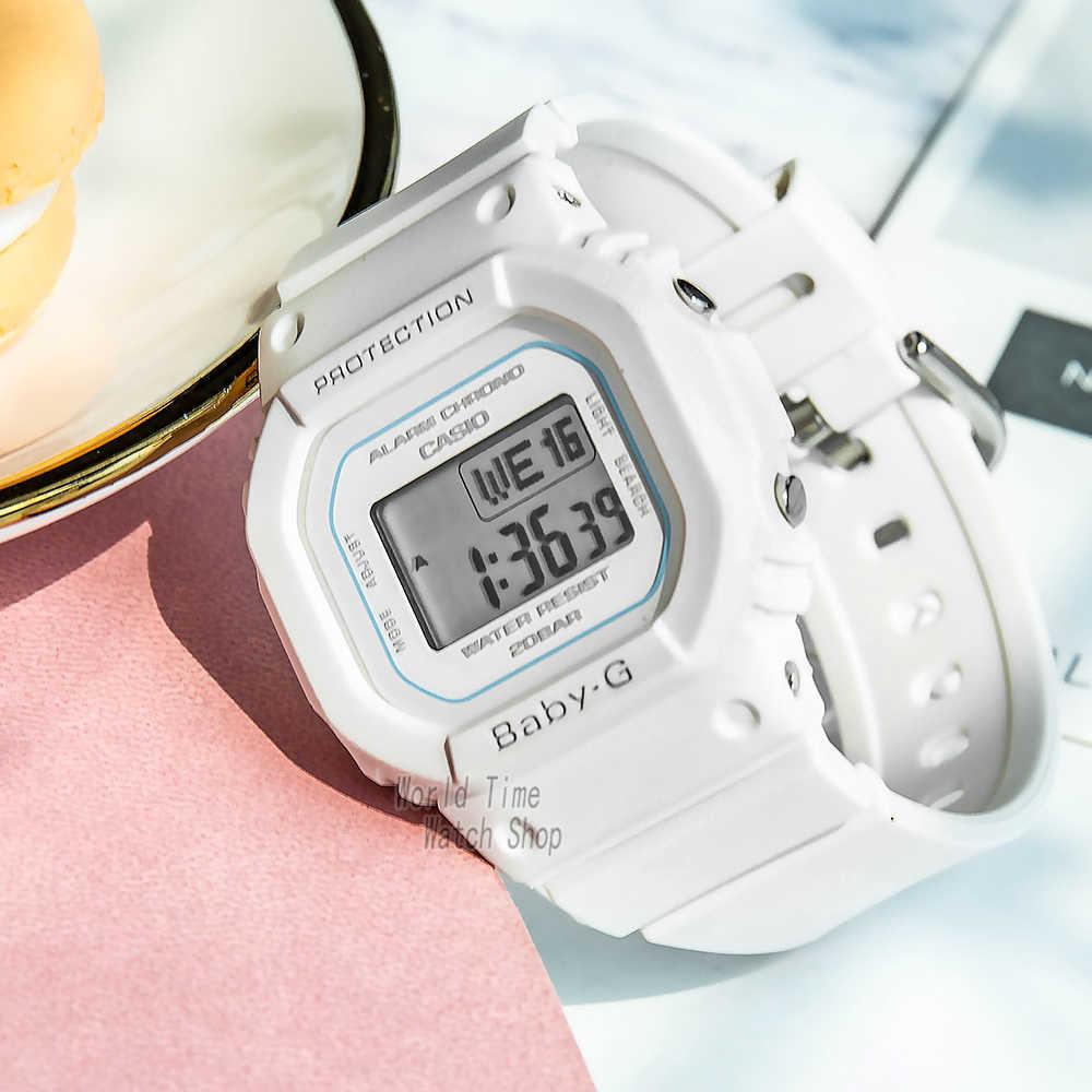 Casio zegarek g shock kobiety zegarki top marka luksusowy zestaw nurkowanie cyfrowe sport 200m Wodoodporny zegarek na rękę panie Zegar g-shock zegarek kwarcowy kobiety relogio feminino reloj mujer montre homme bayan