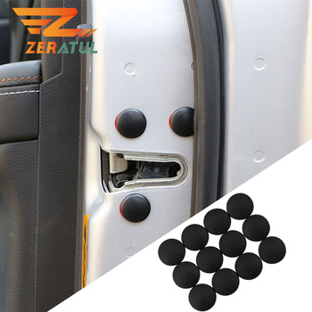 Zeratul for Renault Koleos Captur Megane Kadjar Logan Duster for Samsung Qm5 Qm6 Qm3 Car Door Lock Screw Protector Cover image