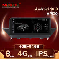 """MEKEDE 10.25""""HD Screen Android 10 For BMW X1 E84 2009~2015 iDrive Car Stereo Audio Player GPS Navigation Multimedia (No CD DVD)"""