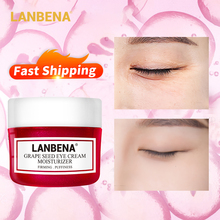 Grape Seed Anti-Aging Eye Cream Fading Fine Lines Anti Puffiness Dark Circles Nourishing Moisturizing Firming Eye Care 20g