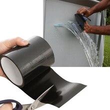 Супер сильный Водонепроницаемый стоп утечки Уплотнение ремонт клейкая лента ремонт утечки Flex инструменты для дома