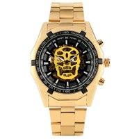 Elegant Automatic self winding Mechanical Watch for Men Male Large Dial Mechanical WatchesLuminous Pointer Mechanical Wristwatch