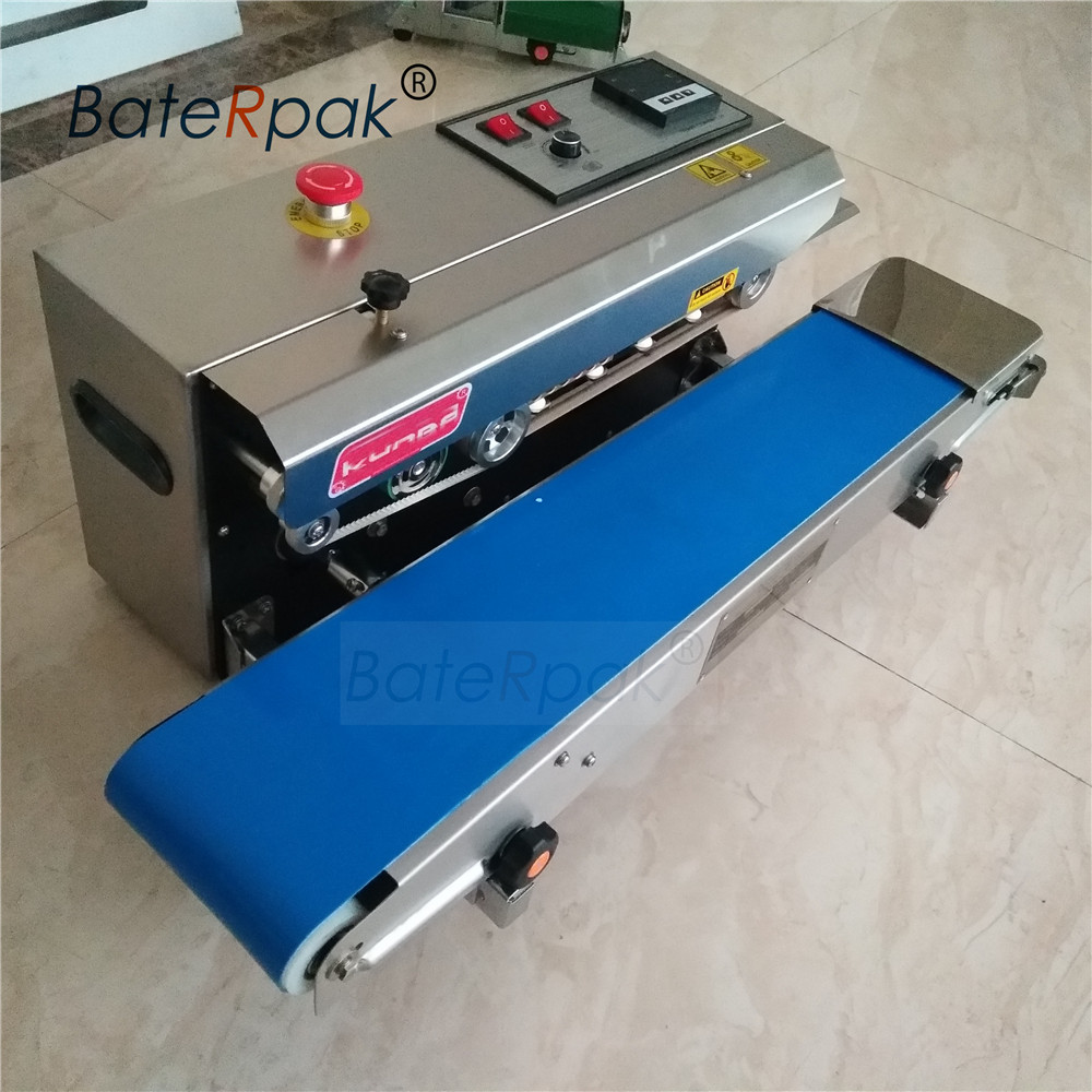 SF-150 BateRpak vízszintes folyamatos film-tömítő gép, - Hegesztő felszerelések - Fénykép 6