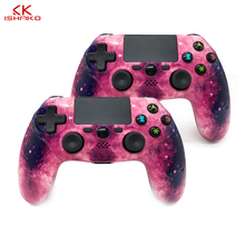 K ISHAKO Bluetooth Gamepad Controller Wireless Joystick For PS4 Sony Playstation 4 Game Machine Console more coupon