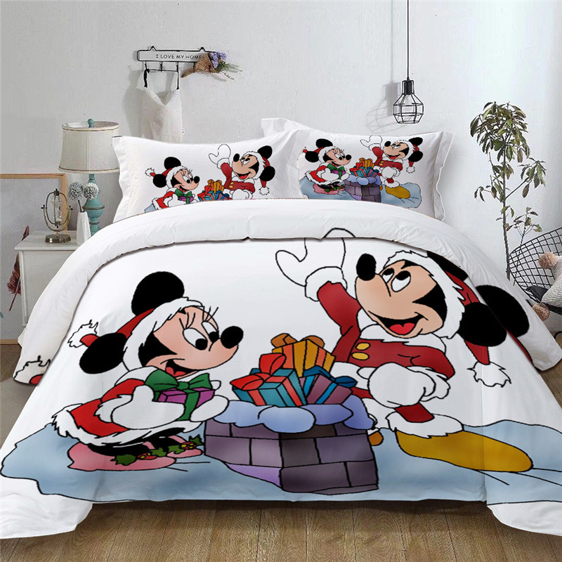 Disney Bed Linen Mickey Mouse, Disney King Size Bedding Sets