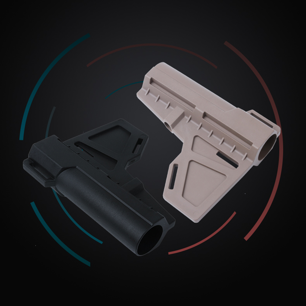 High Strength Polymer KAK Nylon Stock For AEG Airsoft Air Paintball Accessories Tactical CS Sports M4 Gearbox